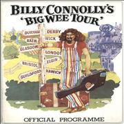 Click here for more info about 'Billy Connolly - Big Wee Tour'