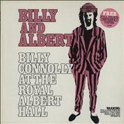 Click here for more info about 'Billy Connolly - Billy And Albert + Poster'