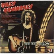 Billy Connolly Billy Connolly UK vinyl LP