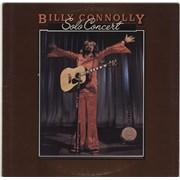 Billy Connolly Solo Concert UK 2-LP vinyl set