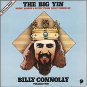 Billy Connolly The Big Yin UK vinyl LP