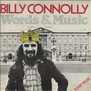 Click here for more info about 'Billy Connolly - Words & Music'