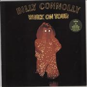 Click here for more info about 'Billy Connolly - Wreck On Tour - Stickered Sleeve'