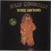 Click here for more info about 'Billy Connolly - Wreck On Tour - Stickered Sleeve + Promo Stamped'