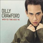 Click here for more info about 'Billy Crawford - When You Think About Me'