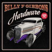 Click here for more info about 'Billy F. Gibbons - Hardware - Candy Apple Red Vinyl - Indie Exclusive - Sealed'