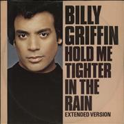 Click here for more info about 'Billy Griffin - Hold Me Tighter In The Rain - P/s'