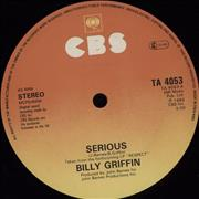 Click here for more info about 'Billy Griffin - Serious'