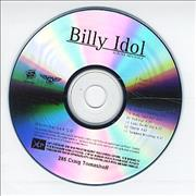 Click here for more info about 'Billy Idol - Album Advance'
