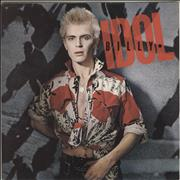 Billy Idol Billy Idol - 1st UK vinyl LP