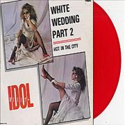 Click here for more info about 'Billy Idol - Boda Blanca - Parte 2 - red vinyl'