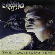 Click here for more info about 'Billy Idol - Charmed Life: The Tour 1990-1991 + Ticket Stub'