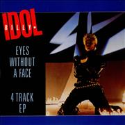 "Billy Idol Eyes Without A Face UK 12"" vinyl"