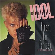 Click here for more info about 'Billy Idol - Flesh For Fantasy'