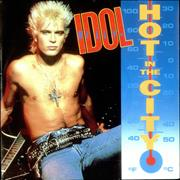 "Billy Idol Hot In The City - DJ Copy UK 7"" vinyl Promo"
