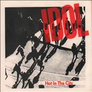 Click here for more info about 'Billy Idol - Hot In The City'