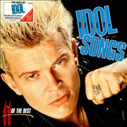 Click here for more info about 'Billy Idol - Idol Songs + Bonus Album'
