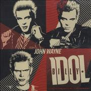 Click here for more info about 'Billy Idol - John Wayne'