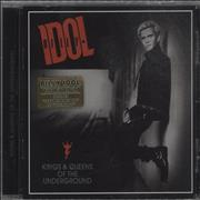 Click here for more info about 'Billy Idol - Kings & Queens Of The Underground - Sealed'