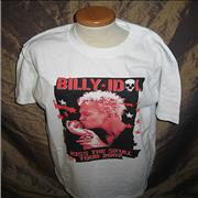 Click here for more info about 'Billy Idol - Kiss The Skull T-Shirt - Large'