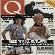 Click here for more info about 'Billy Idol - Q - June 1990'