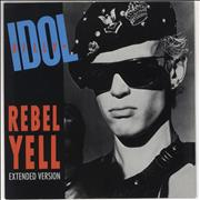 Click here for more info about 'Billy Idol - Rebel Yell'