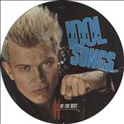 Click here for more info about 'Billy Idol - Songs - 11 Of The Best'
