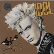 Click here for more info about 'Billy Idol - Whiplash Smile - Hype Stickered'