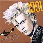 Click here for more info about 'Billy Idol - Whiplash Smile'