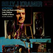 Click here for more info about 'Billy J. Kramer & The Dakotas - Billy Boy - Trains And Boats And Planes Etc.'