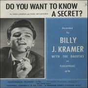 Click here for more info about 'Billy J. Kramer & The Dakotas - Collection of Four Sixties Sheet Music Folios'