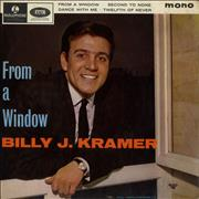 Click here for more info about 'Billy J. Kramer & The Dakotas - From A Window EP'