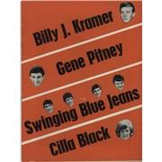 Click here for more info about 'Billy J. Kramer & The Dakotas - Souvenir Programme'