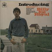 Click here for more info about 'Billy Joe Royal - Introducing'