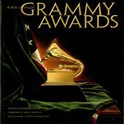 Click here for more info about 'Billy Joel - 44th Annual Grammy Awards Programme'