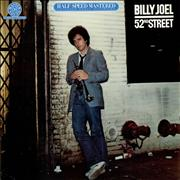 Click here for more info about 'Billy Joel - 52nd Street - Mastersound'