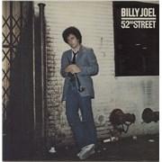 Billy Joel 52nd Street Netherlands vinyl LP