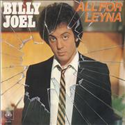 Click here for more info about 'Billy Joel - All For Leyna'