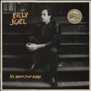 Click here for more info about 'Billy Joel - An Innocent Man - Stickered Sleeve'