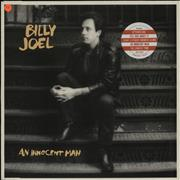 Click here for more info about 'Billy Joel - An Innocent Man  - stickered'