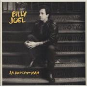 Billy Joel An Innocent Man - Sealed USA vinyl LP