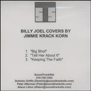Click here for more info about 'Billy Joel - Billy Joel Covers By Jimmie Krack Korn'