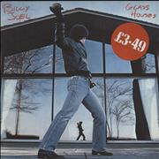 Click here for more info about 'Billy Joel - Glass Houses + Discography Insert'
