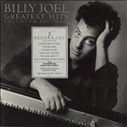 Click here for more info about 'Billy Joel - Greatest Hits Volume I & Volume II - stickered'