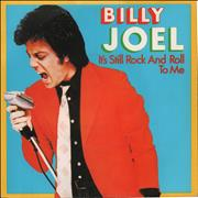 Click here for more info about 'Billy Joel - It's Still Rock And Roll To Me - A-label + Sleeve'