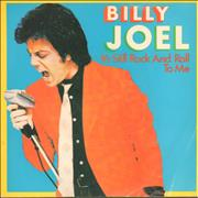 Click here for more info about 'Billy Joel - It's Still Rock And Roll To Me + Sleeve'