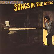 Click here for more info about 'Billy Joel - Songs In The Attic - Gold promo stamped'