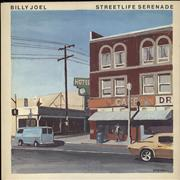 Click here for more info about 'Billy Joel - Streetlife Serenade - Gold promo stamp'