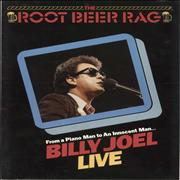 Click here for more info about 'Billy Joel - The Root Beer Rag + Ticket Stub'