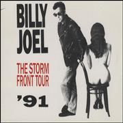 Click here for more info about 'The Storm Front Tour '91'
